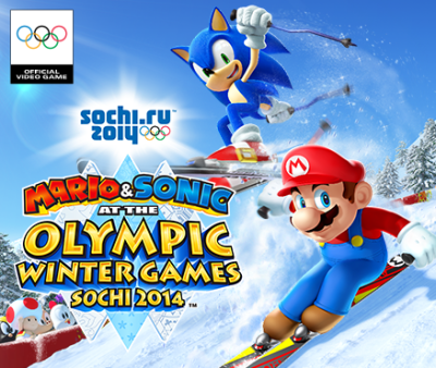 Out Now in Europe: Mario & Sonic at the Sochi 2014 Olympic Winter Games