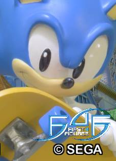 "First 4 Figures Announce ""Sonic Generations City Escape"" Statue"