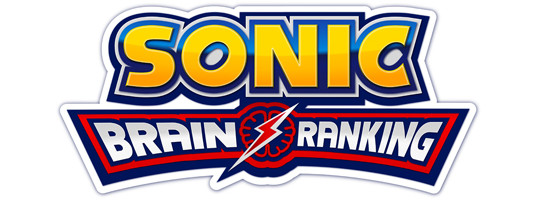 Sonic Brain Ranking Announced & Open at Joypolis