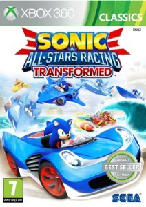 Sonic & All-Stars Racing Transformed Classics