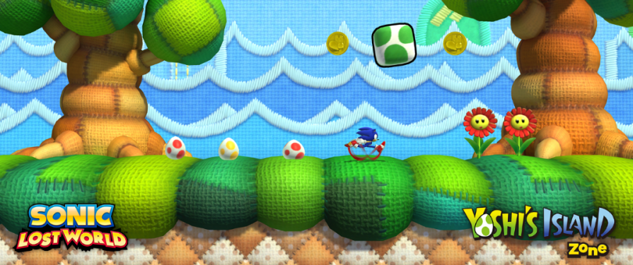 Modders Bring Yoshi's Island Back to Lost World on PC