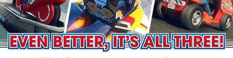Sonic and All Stars Racing Transformed iOS and Android Versions To Include Ryō Hazuki
