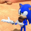 Sonic Boom cartoon screenshot