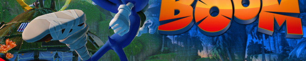 Sonic Boom Podcast Discussion Released