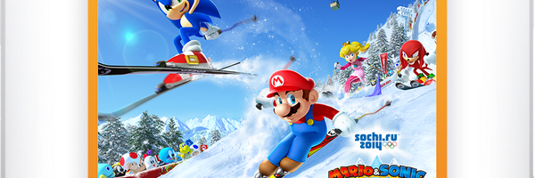 Mario & Sonic 2014: 30% off on EU eShop until Sunday