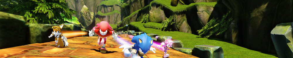 First Official Screenshots and Concept Art of Sonic Boom Revealed