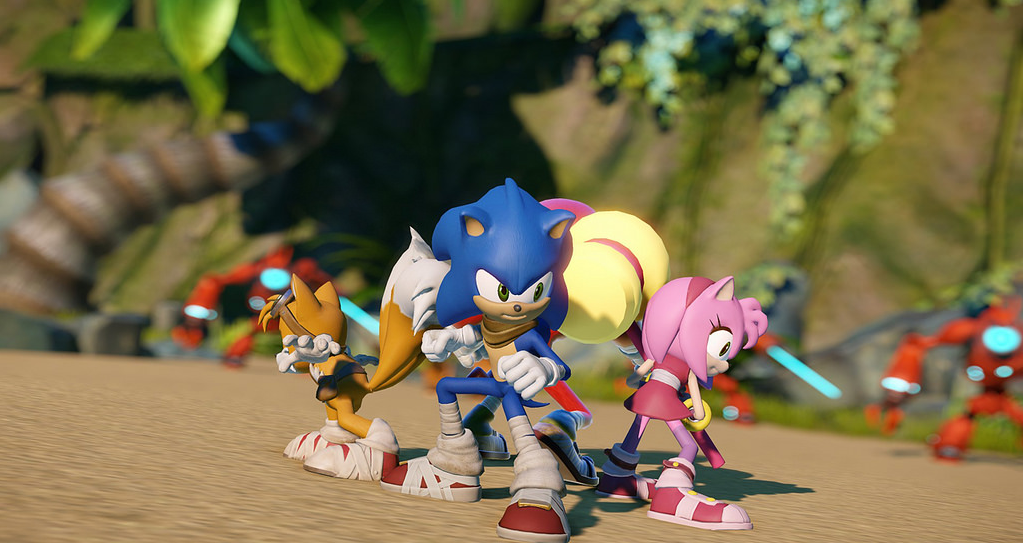Sonic Boom Behind the Scenes: English VAs, Orbot & Cubot Confirmed