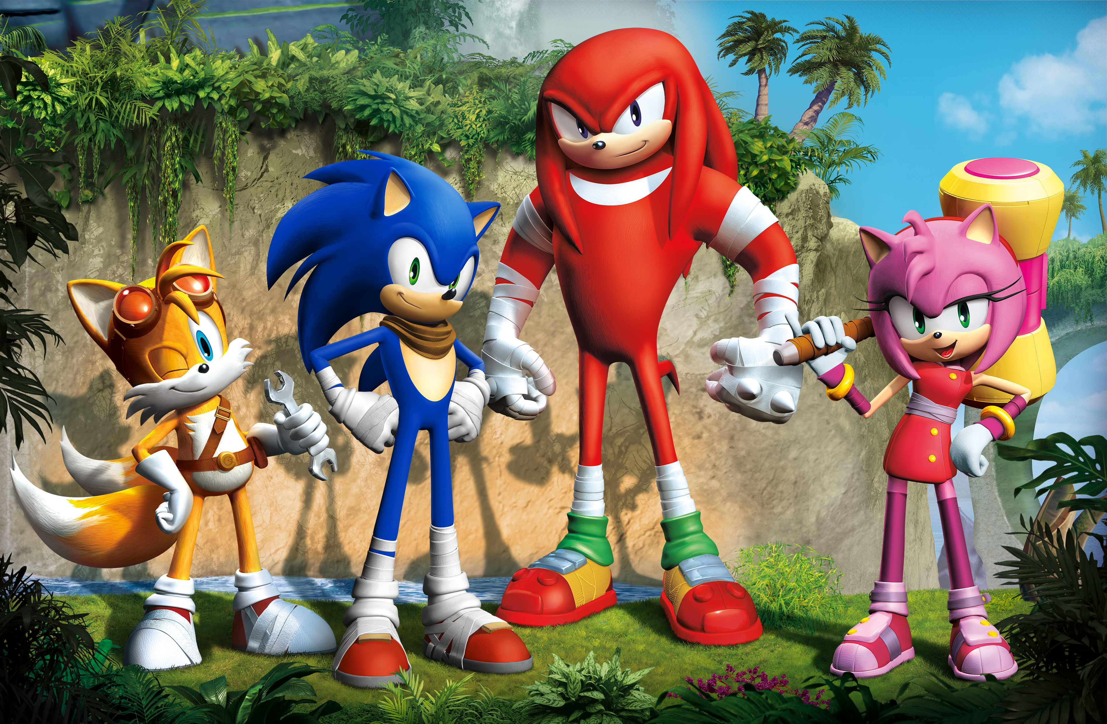 Interview Reveals More Details on Sonic Boom