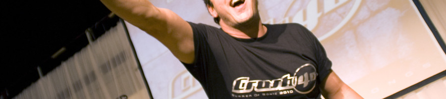 Johnny Gioeli Interview: New Crush 40 Material Lined Up for 2014