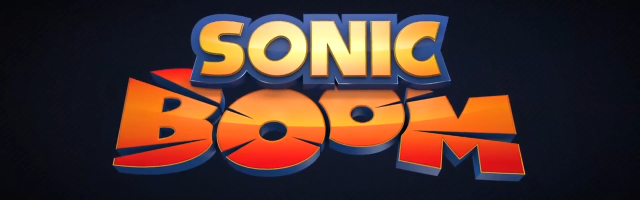Sonic Boom announced for Wii U and 3DS