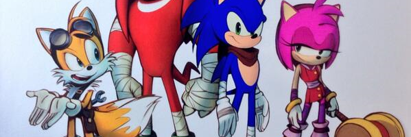 Sonic Boom Full Designs & Game Confirmed
