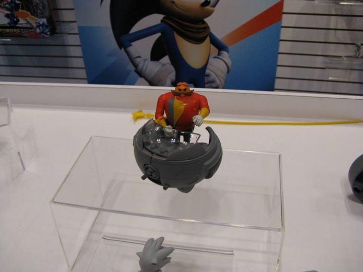 Sonic Boom: Even More Sonic Toys Revealed