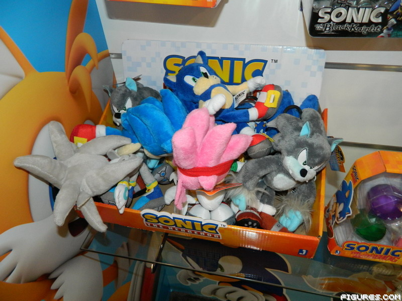 Has Jazwares Cancelled Its Entire 2014 Sonic Toyline The Sonic