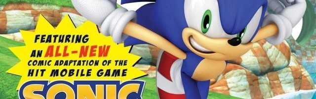 Preview: Sonic Super Special Magazine #10 and Sonic Archives #22