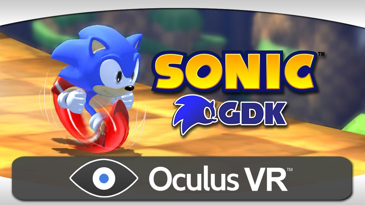 This is What Sonic on Oculus Rift Looks Like