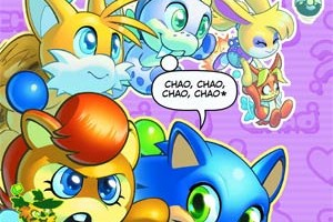 Sonic the Hedgehog #263, Sonic Universe #66 and Sonic Digest #8 Covers and Solicitations Revealed