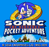 TSS/SEGAbits Review: Sonic Pocket Adventure
