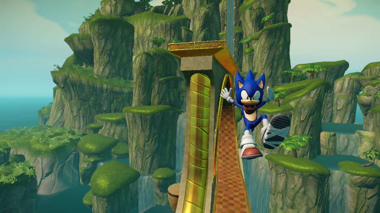 See the Clean E3 Footage of Sonic Boom: Rise of Lyric