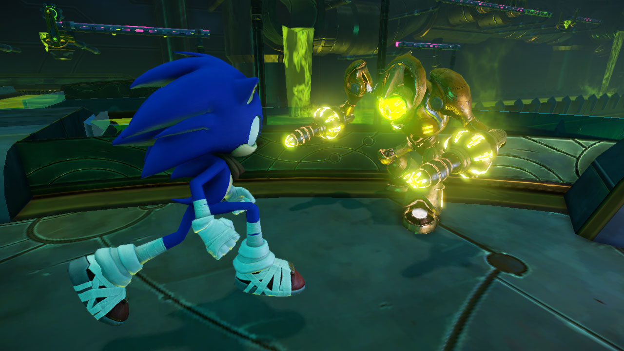 UPDATE 2: First Gameplay of Sonic Boom Appears, Multiple Previews Surface