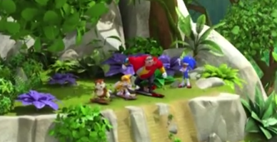 Sonic Boom E3 TV Trailer & New Character revealed