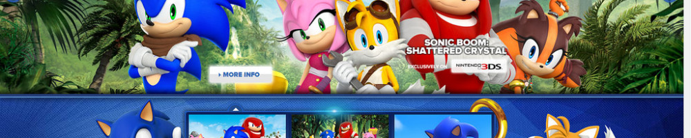 UPDATE: Official Sonic Website Hints at a Sonic Movie