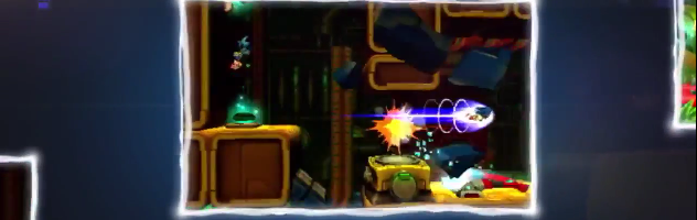 Metal Sonic is in Sonic Boom!
