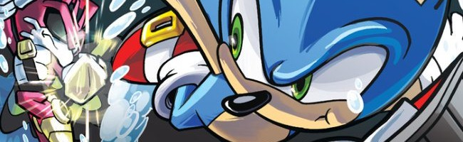 Preview: Sonic the Hedgehog #261