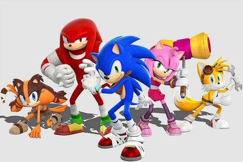 Sonic Boom Playable at GameStop Expo, Livestream Demo Also Planned