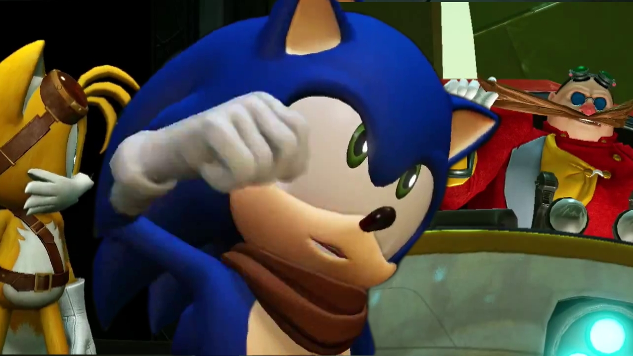 Sonic Boom: Rise of Lyric E3 Trailer