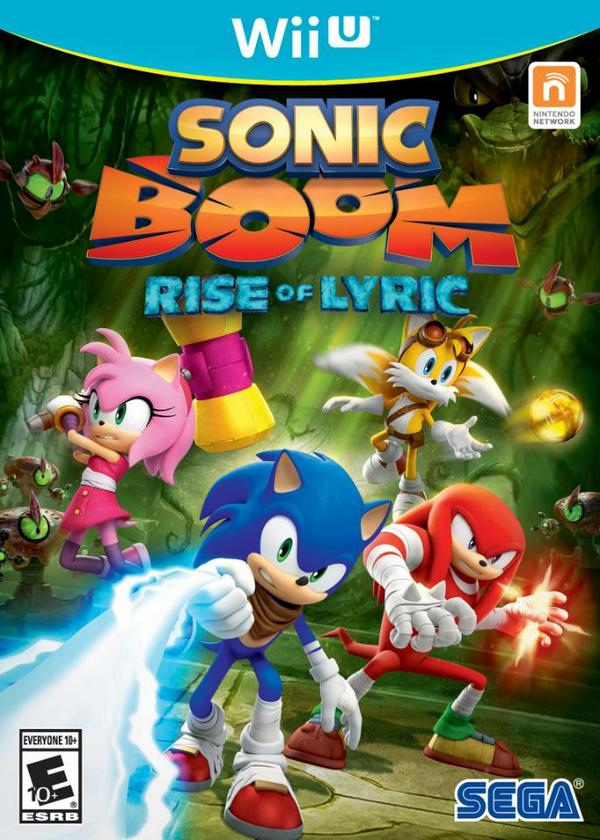 New Sonic Boom Speed Level Video and More New Demo Details from SDCC