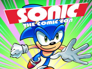 Sonic the Comic Con Funded, First Guest Announced