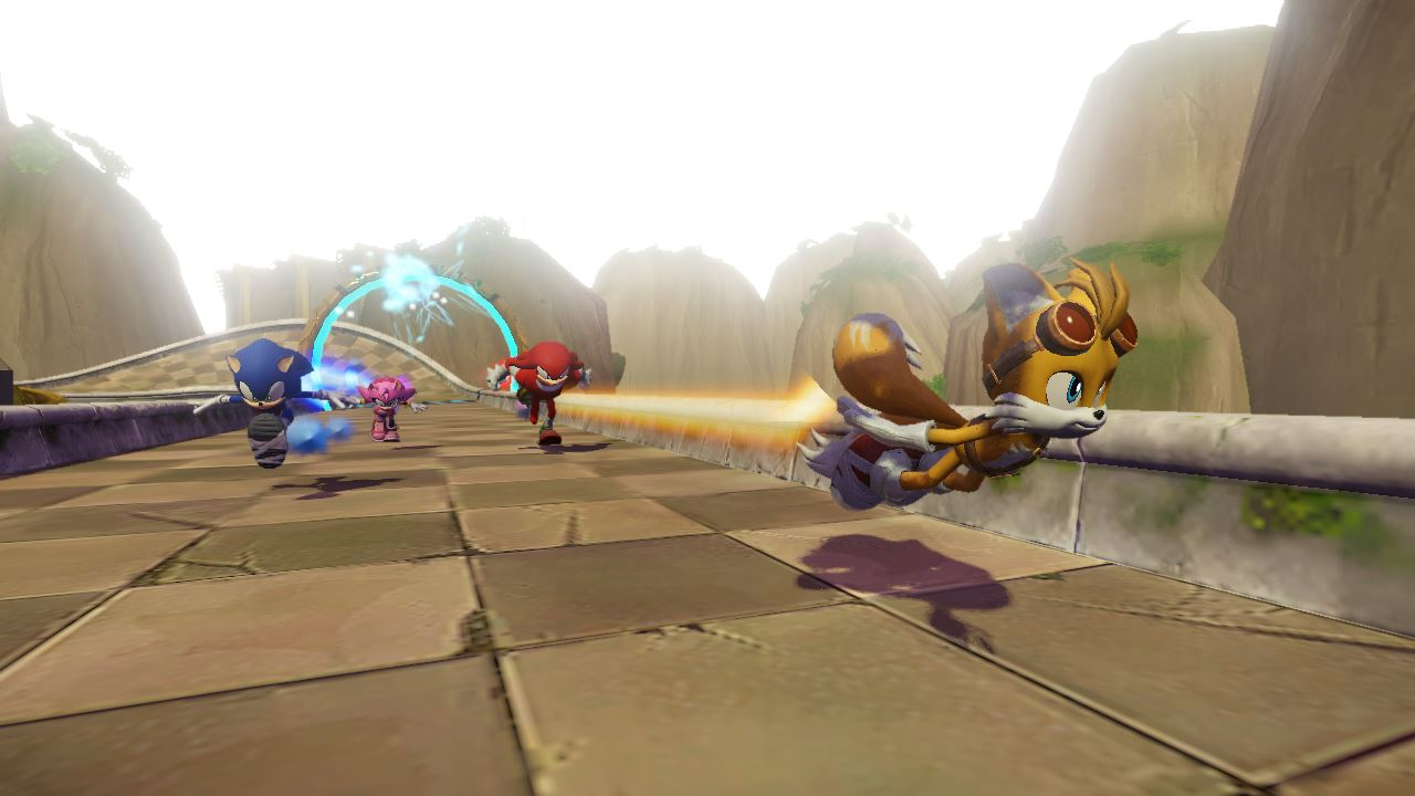 4Gamer shows new Sonic Boom: Rise of Lyric and Shattered Crystal screenshots