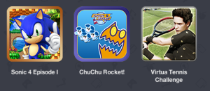 SEGA Humble Mobile Bundle: Sonic 4 + more for Android!