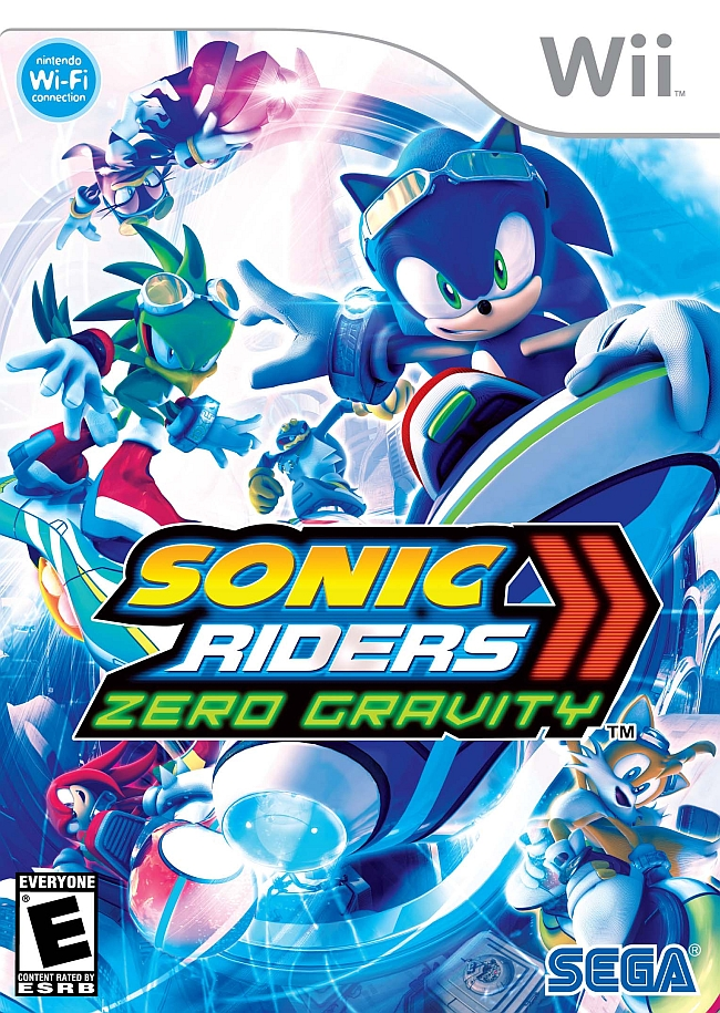 Hero of Legend's Lookback: Sonic Riders: Zero Gravity for Wii