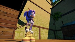 NPC's Galore in New Sonic Boom Screenshots