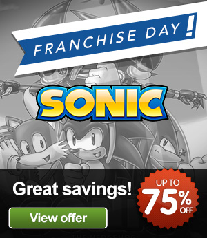 Update: 75% Off All Sonic Games at Green Man Gaming