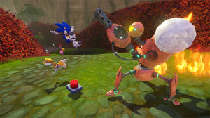 New Sonic Boom Screenshots &  Vehicle/Weapon Info