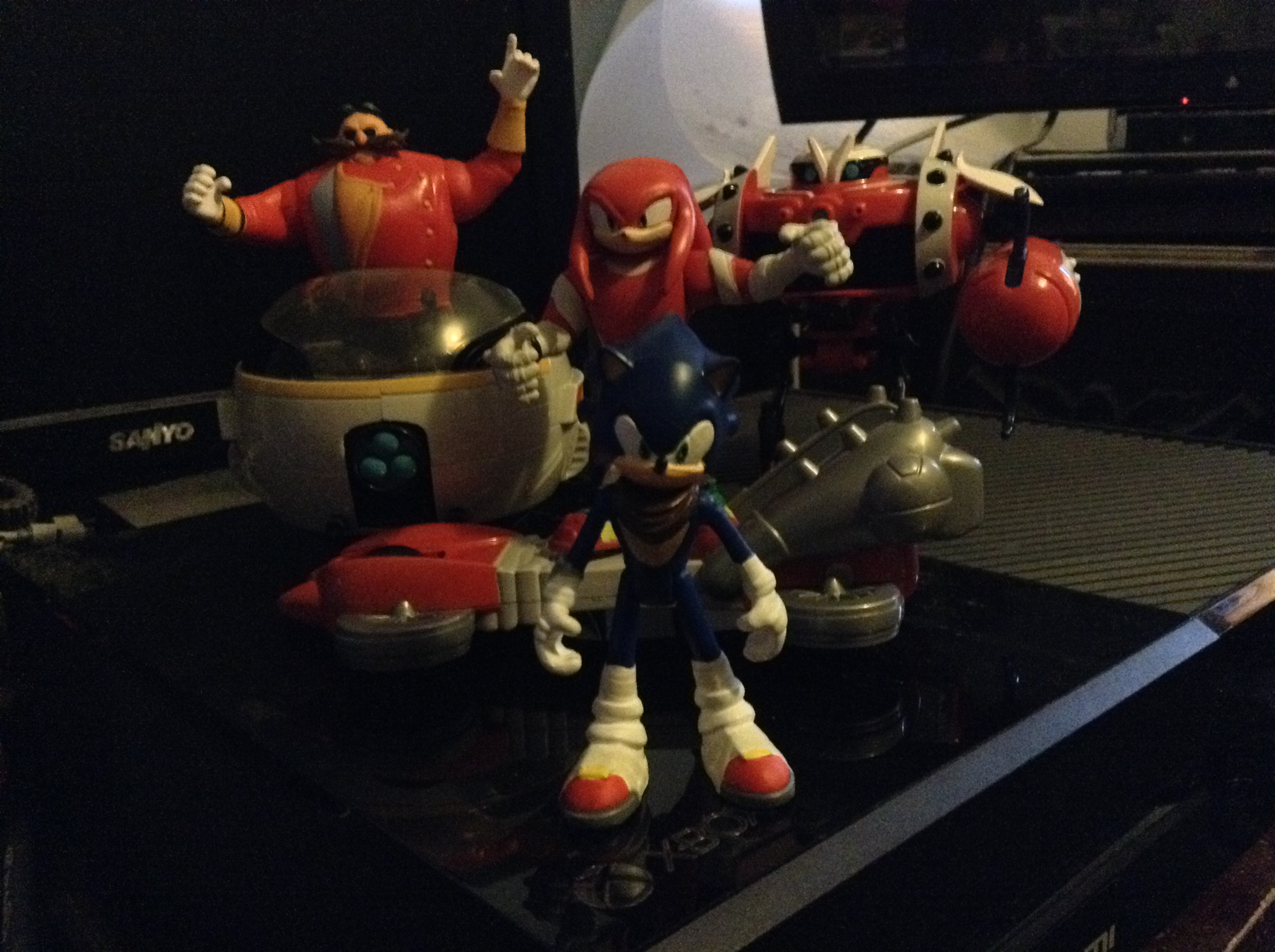 TSS Reviews: Sonic Boom Toys (Video & pics) UPDATED AND PRICES
