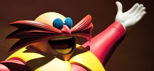 Dr. Robotnik by First 4 Figures: Preorders Open October 7th!