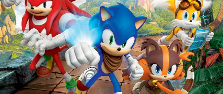 Sonic Boom: Shattered Crystal Demo Coming to eShop