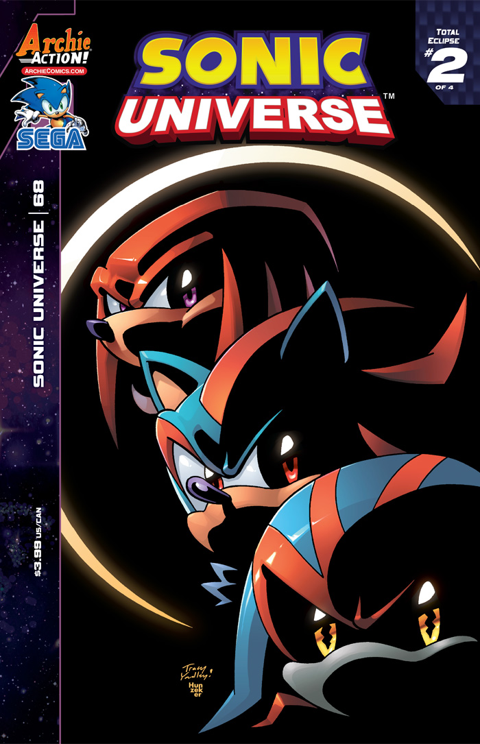 Preview: Sonic Universe #68