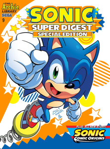 Preview: Sonic Super Digest #9