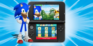 Sonic Boom 3DS Theme hits Europe on Friday