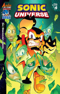 Preview: Sonic Universe #70