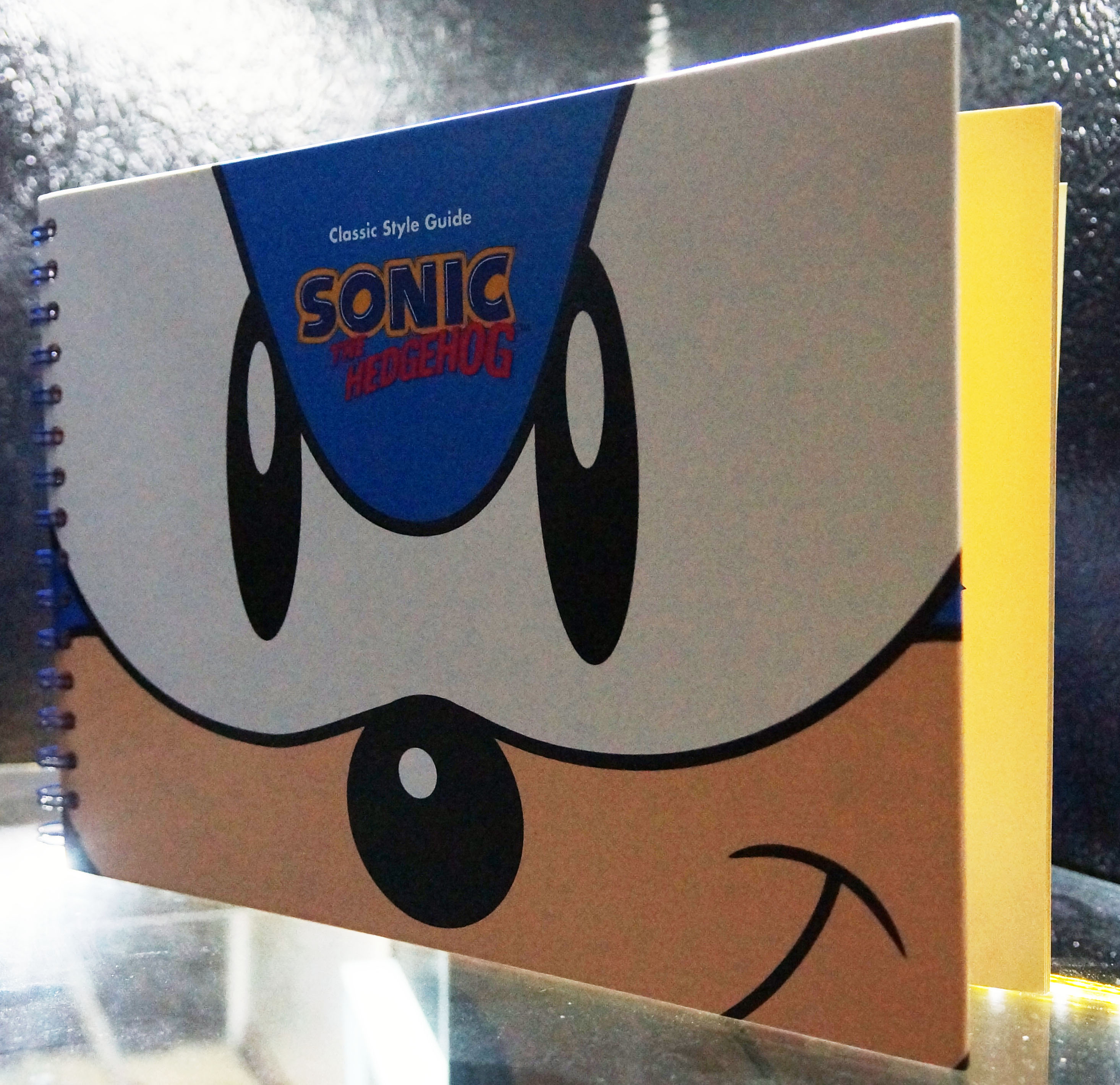 A Not So Little Look At Sonic The Hedgehog 2014 Classic Style Guide The Sonic Stadium