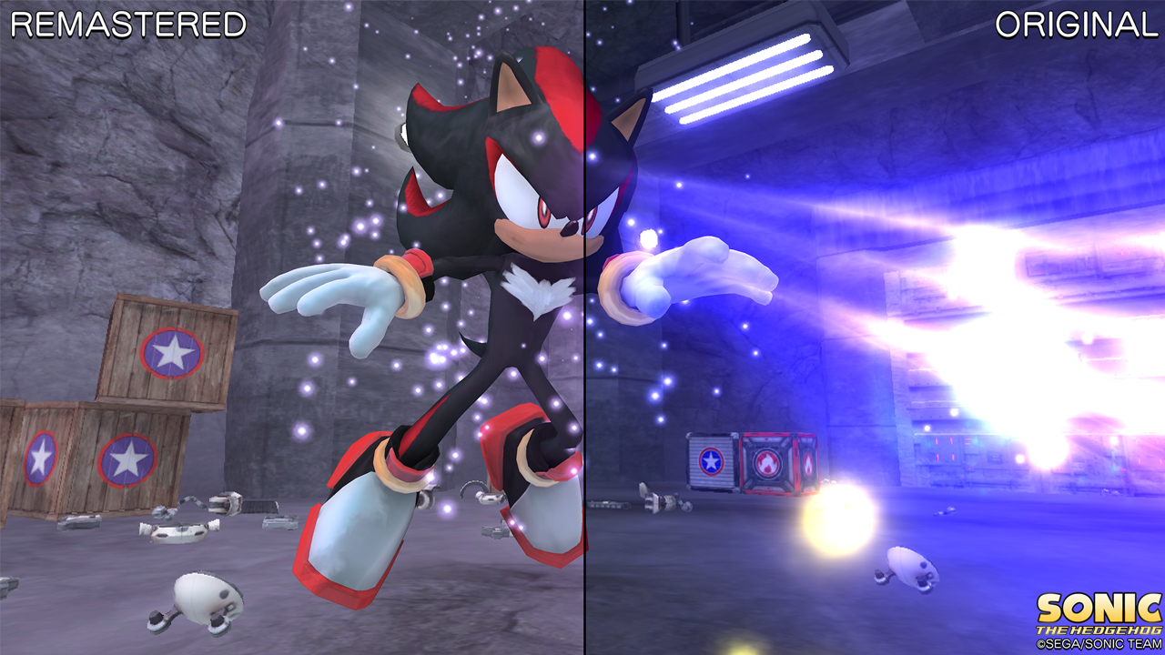 Afd 2015 Sonic The Hedgehog Remastered Announced The Sonic Stadium