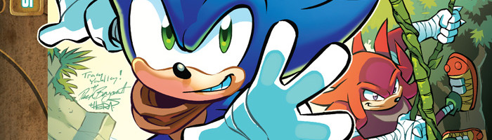 Preview: Sonic Boom #4