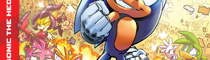 Preview: Sonic the Hedgehog #268