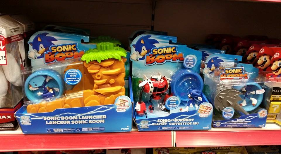 Sonic Boom Toys Now Available in the UK – The Sonic Stadium