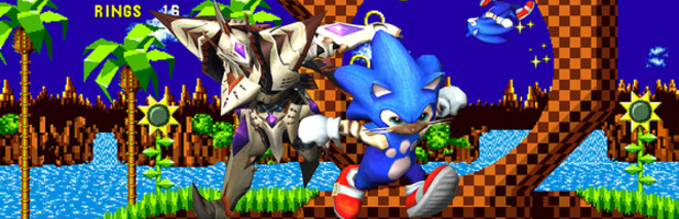 Sonic and Caliburn join the hunt in Monster Hunter 4 Ultimate